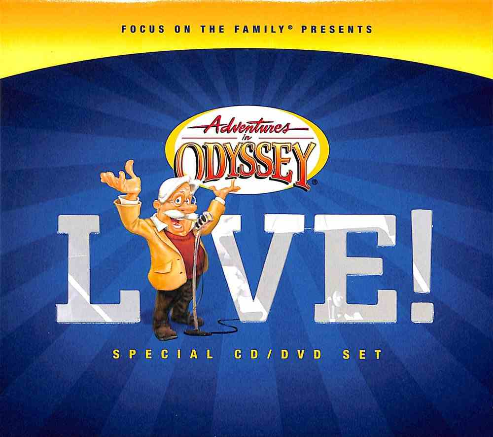 Adventures in Odyssey Live! (Adventures In Odyssey Imagination Station (Aio) Series) by