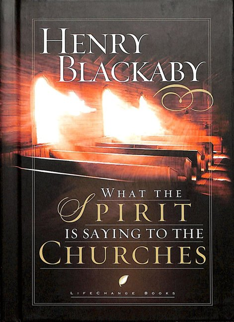 Product: Lcb: What The Spirit Is Saying To The Churches Image