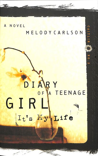 Product: Diary Of A Teenage Girl, Caitlin #02: It's My Life Image