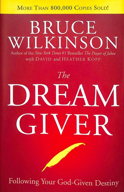 Product: Dream Giver, The Image