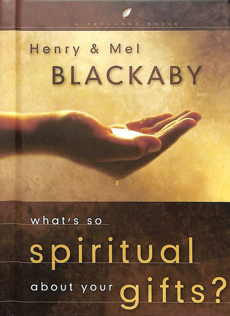 Product: Lcb: What's So Spiritual About Your Gifts Image
