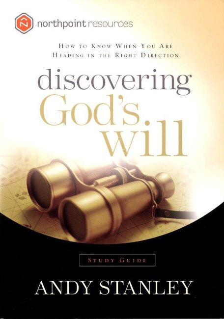 Product: Discovering God's Will (Study Guide) Image