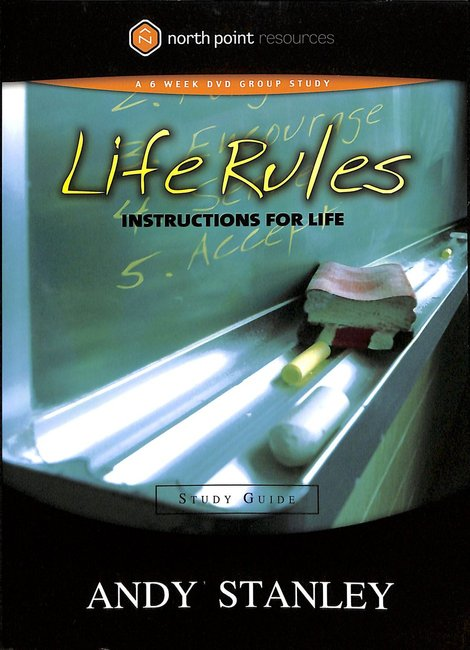 Product: Life Rules (Study Guide) Image