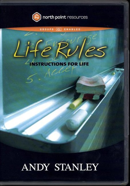 Product: Dvd Life Rules Image