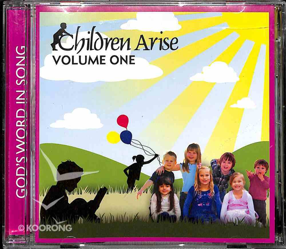 Children Arise Volume 1 CD