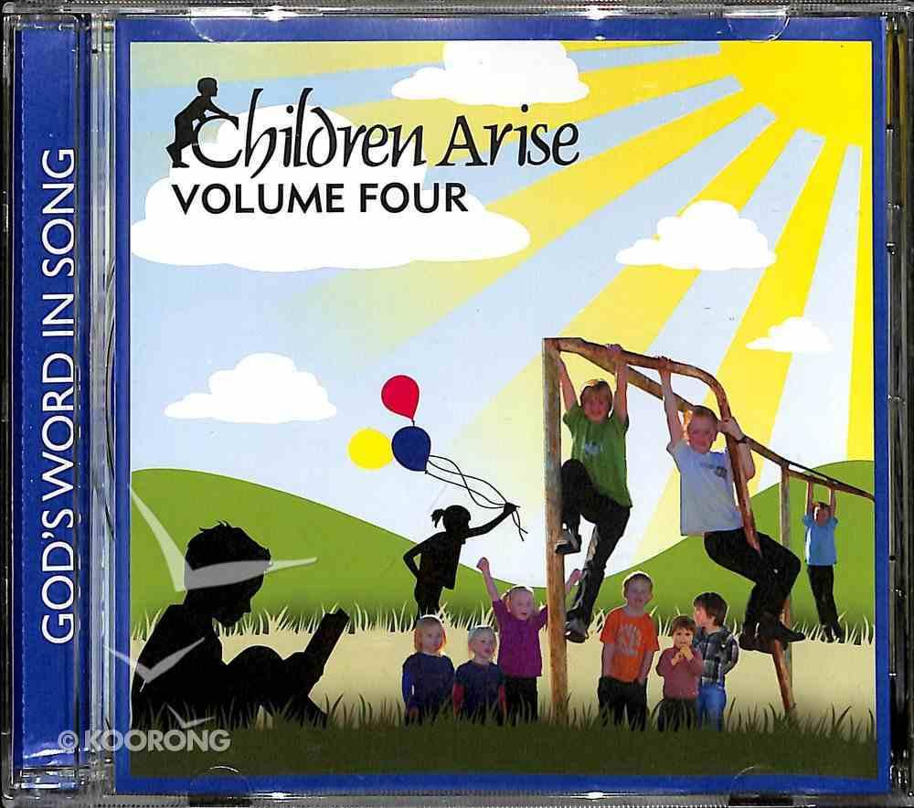 Children Arise Volume 4 CD