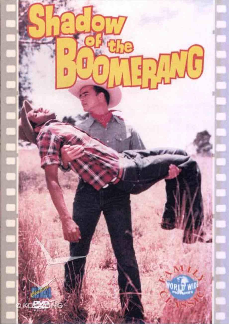 Shadow of the Boomerang DVD