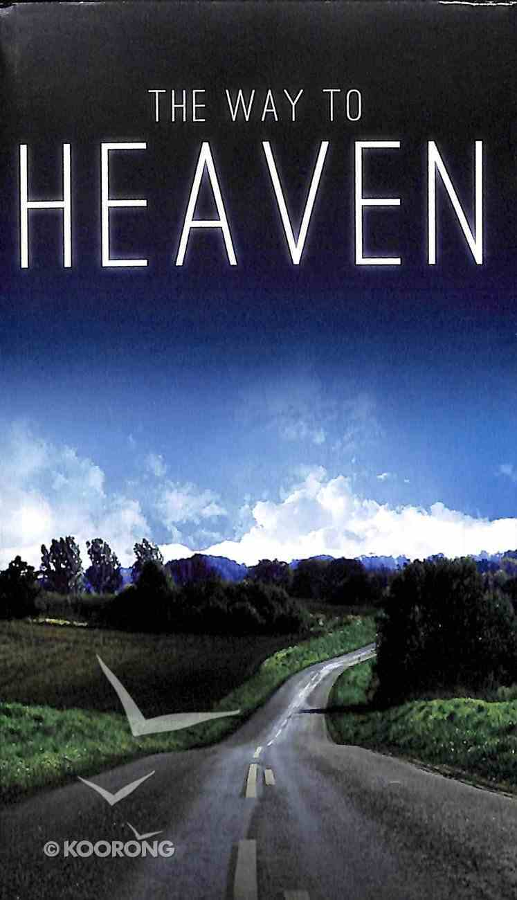 The Way to Heaven (25 Pack) Booklet