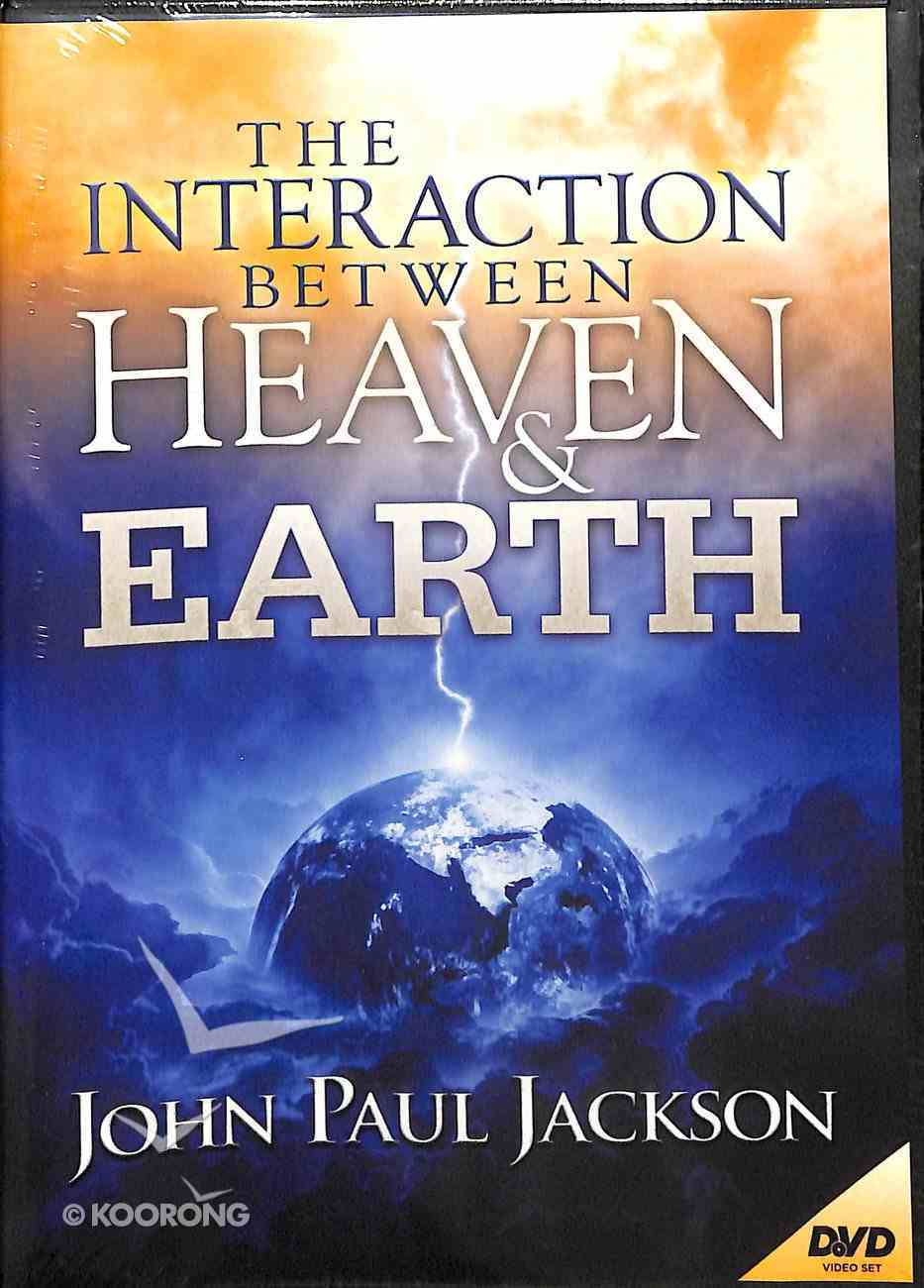 The Interaction Between Heaven and Earth DVD