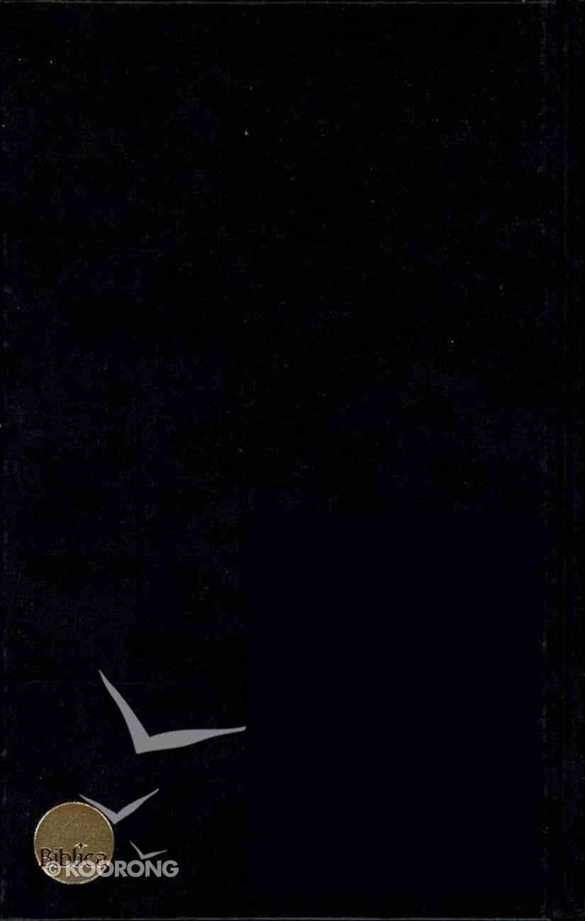 KJV Large Print Black Hardback