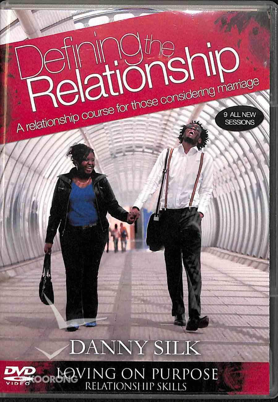 Defining the Relationship (5 Dvds) DVD