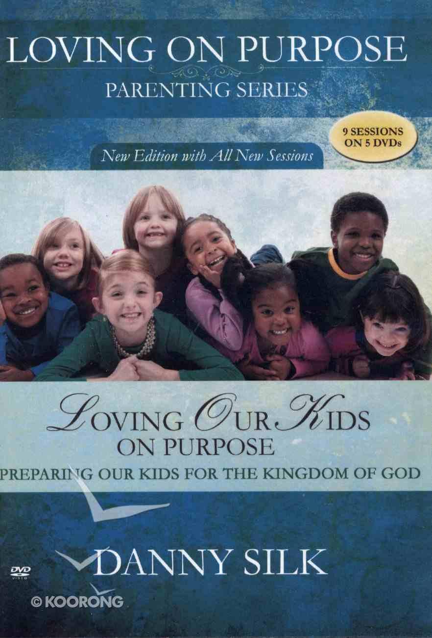 Loving Our Kids on Purpose (5 DVDS) (Loving On Purpose Series) DVD