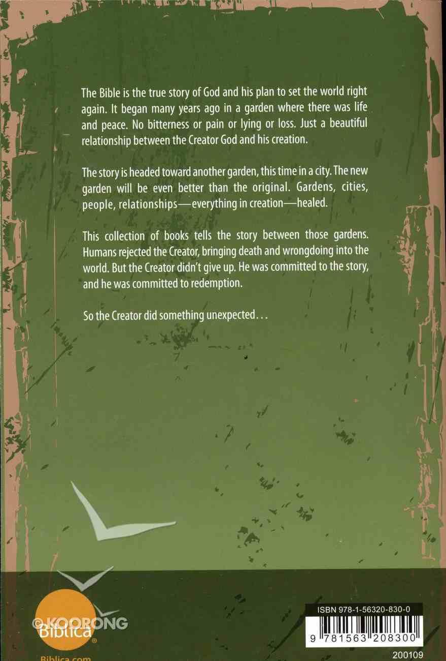 NIV Paperback: Green Trees Paperback
