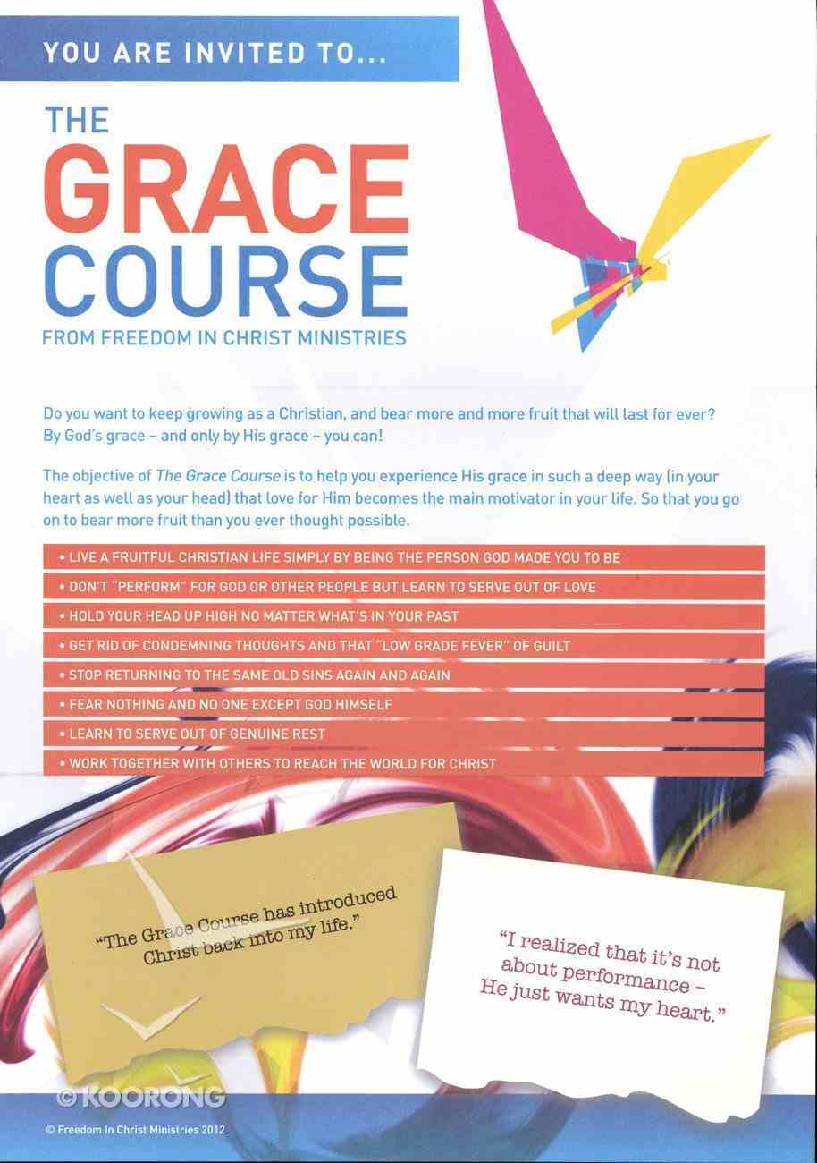 Grace Course, the 50 Pack (Invitations) (The Grace Course) Pack