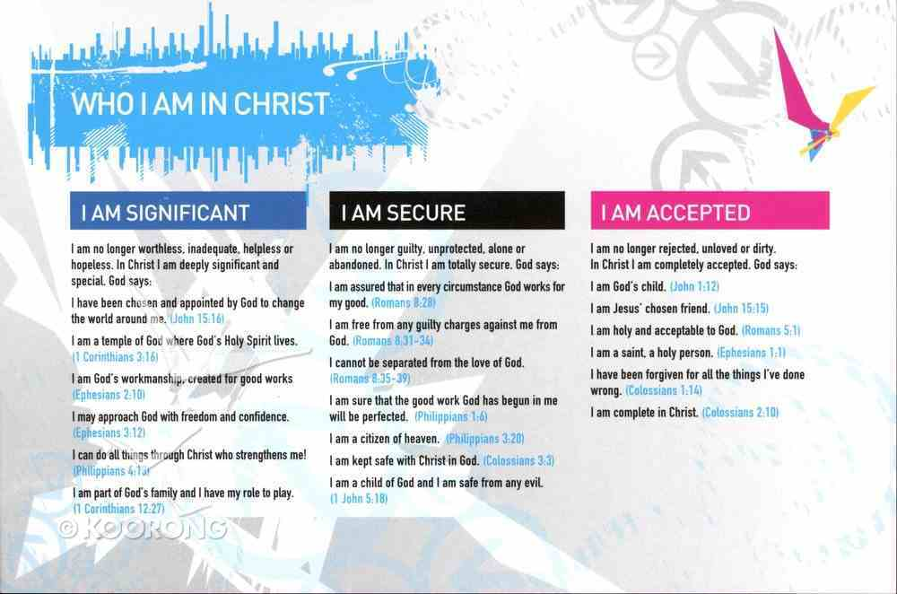 Freedom in Christ Young People Ages 15-18 Postcards (10 X 3) (Freedom In Christ Course) Pack