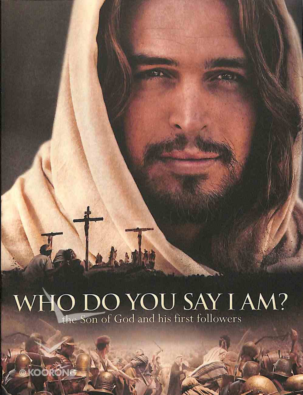 NIV Luke-Acts: Who Do You Say I Am? Paperback