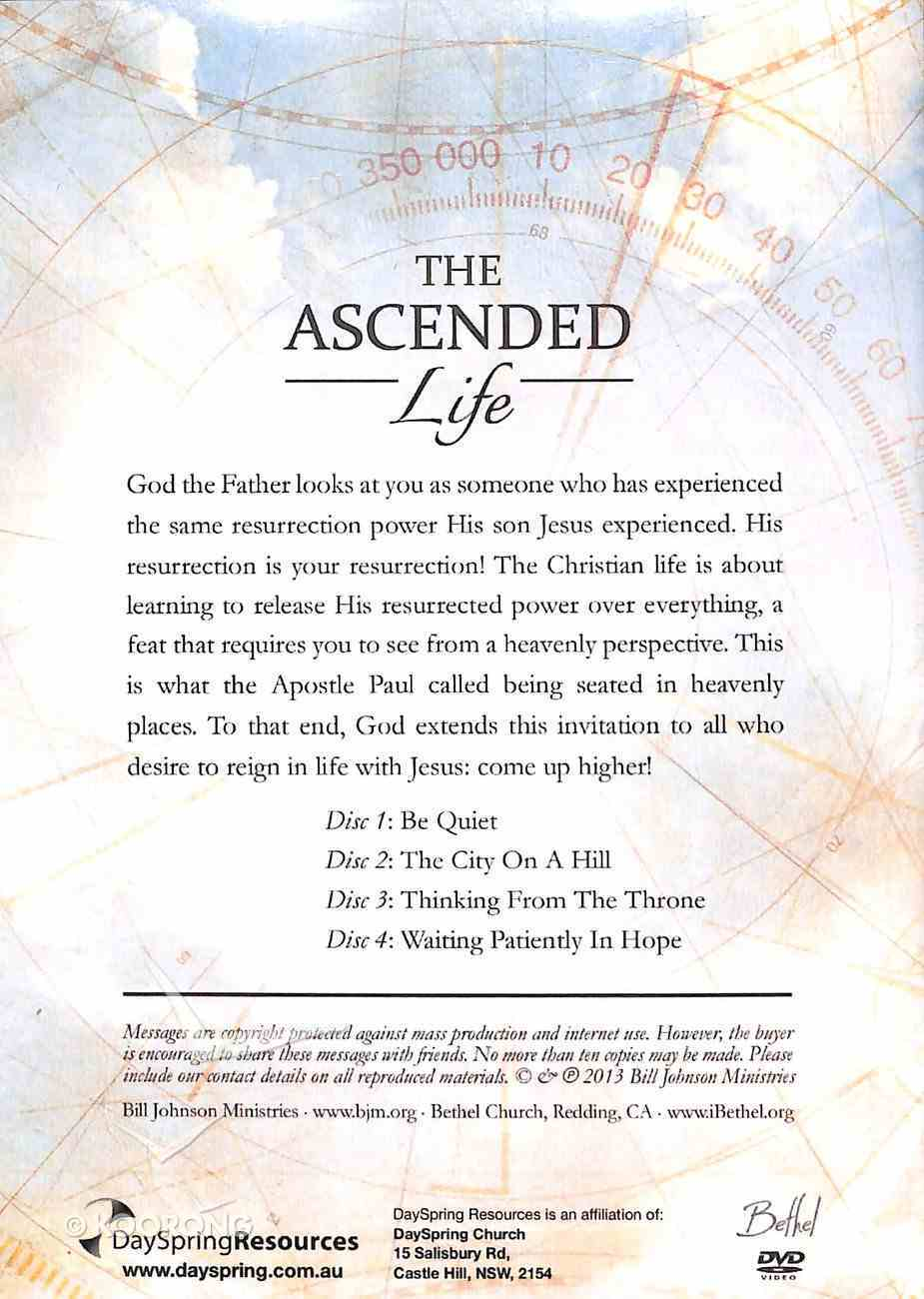 The Ascended Life (4 Dvd) DVD
