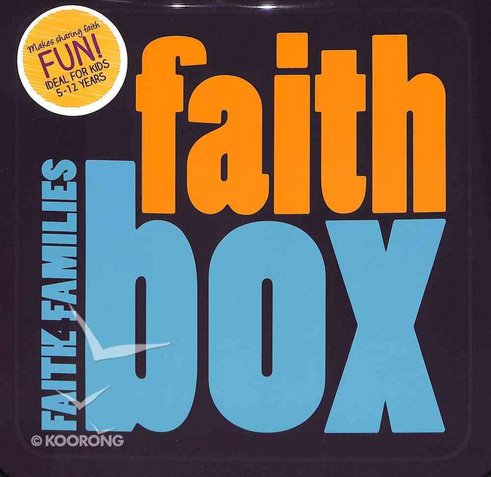 Faith Box Ages 5-12 (1 Year Set) Pack