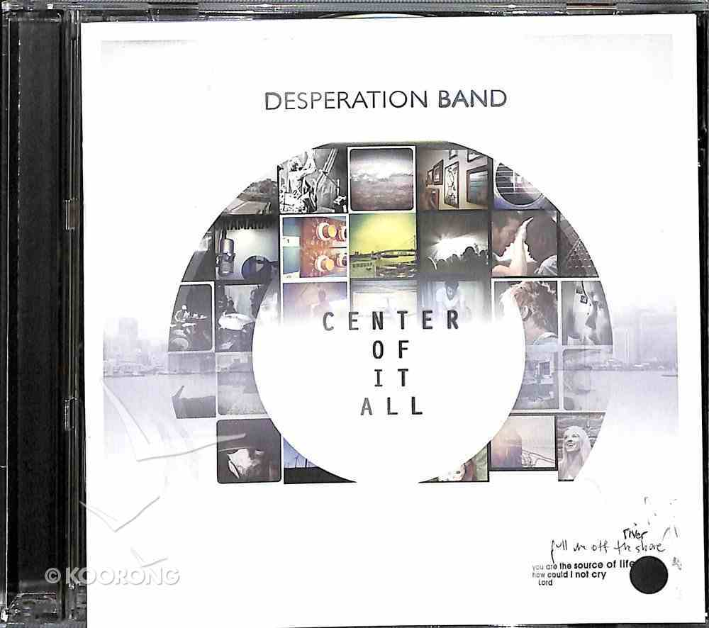 Centre of It All CD