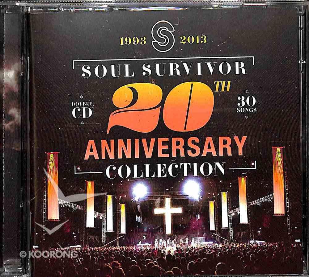Soul Survivor: 20Th Anniversary Double CD CD