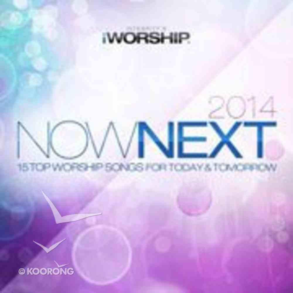 Iworship Now/Next 2014 CD