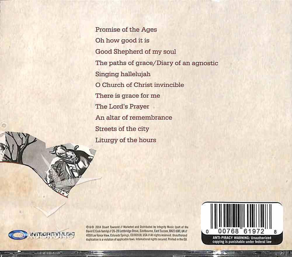 Paths of Grace CD