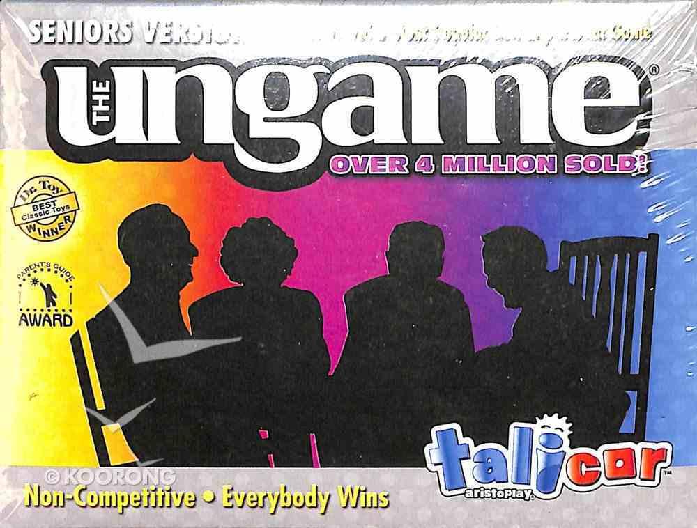Ungame Pocket Seniors Version Game
