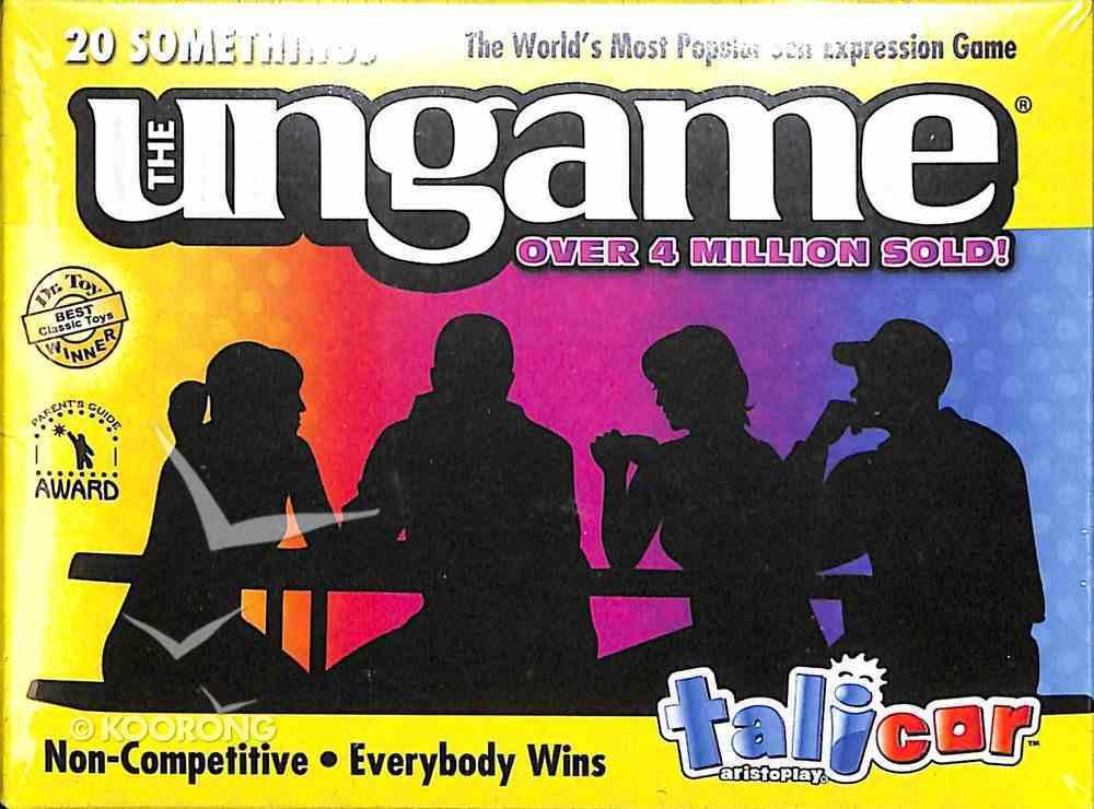 Ungame Pocket 20 Somethings Version Game