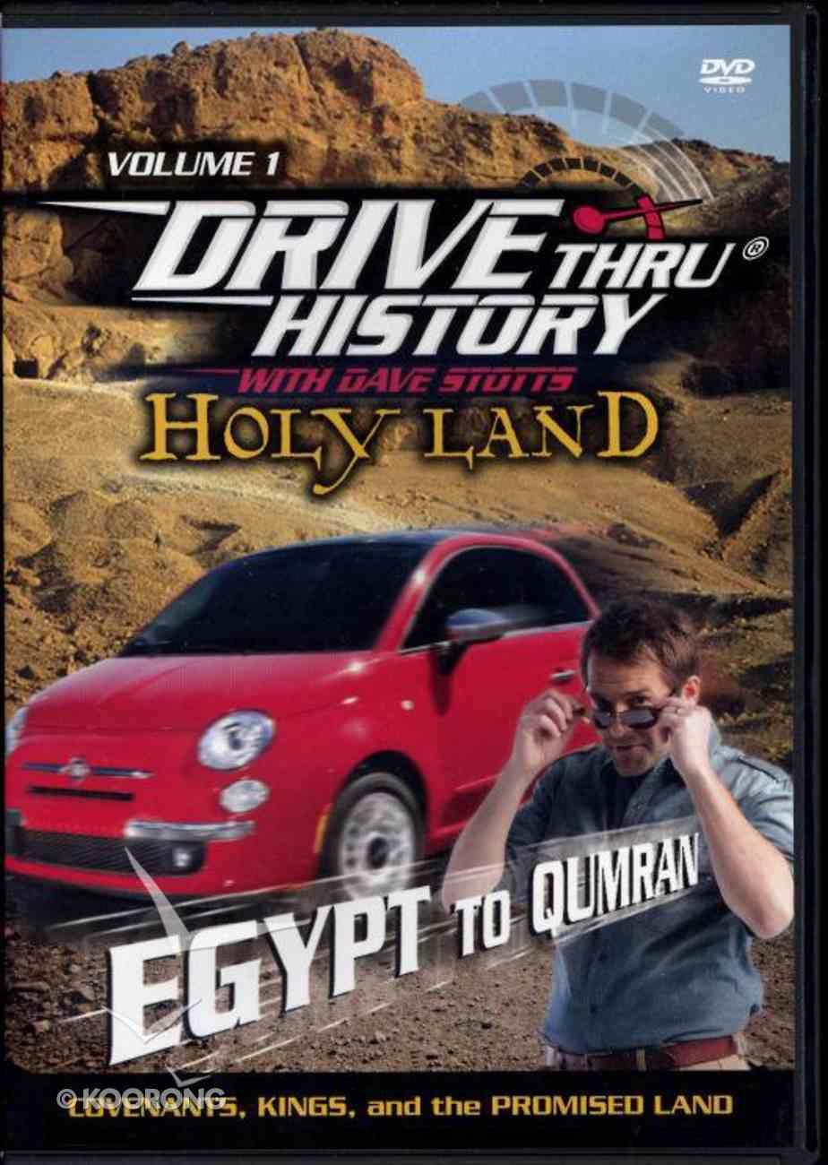 Holy Land - From Egypt to Qumran (Drive Thru History Visual Series) DVD