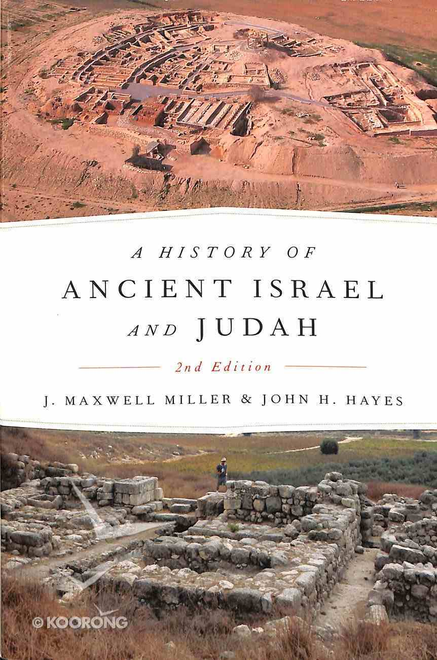 A History of Ancient Israel and Judah  (2nd Edition) Paperback