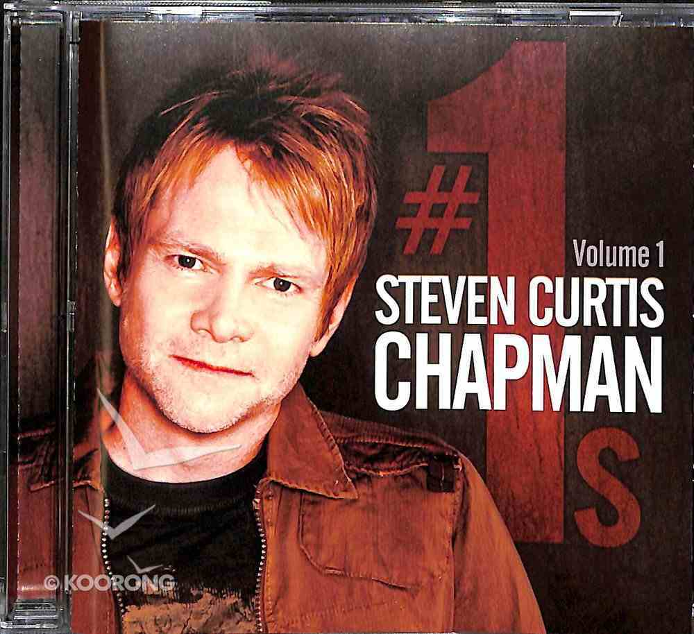 Steven Curtis Chapman: Number Ones Collection CD