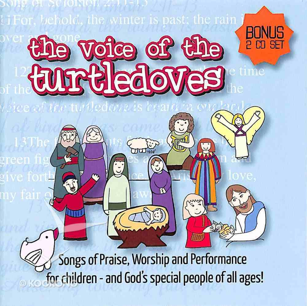 The Voice of the Turtledoves CD