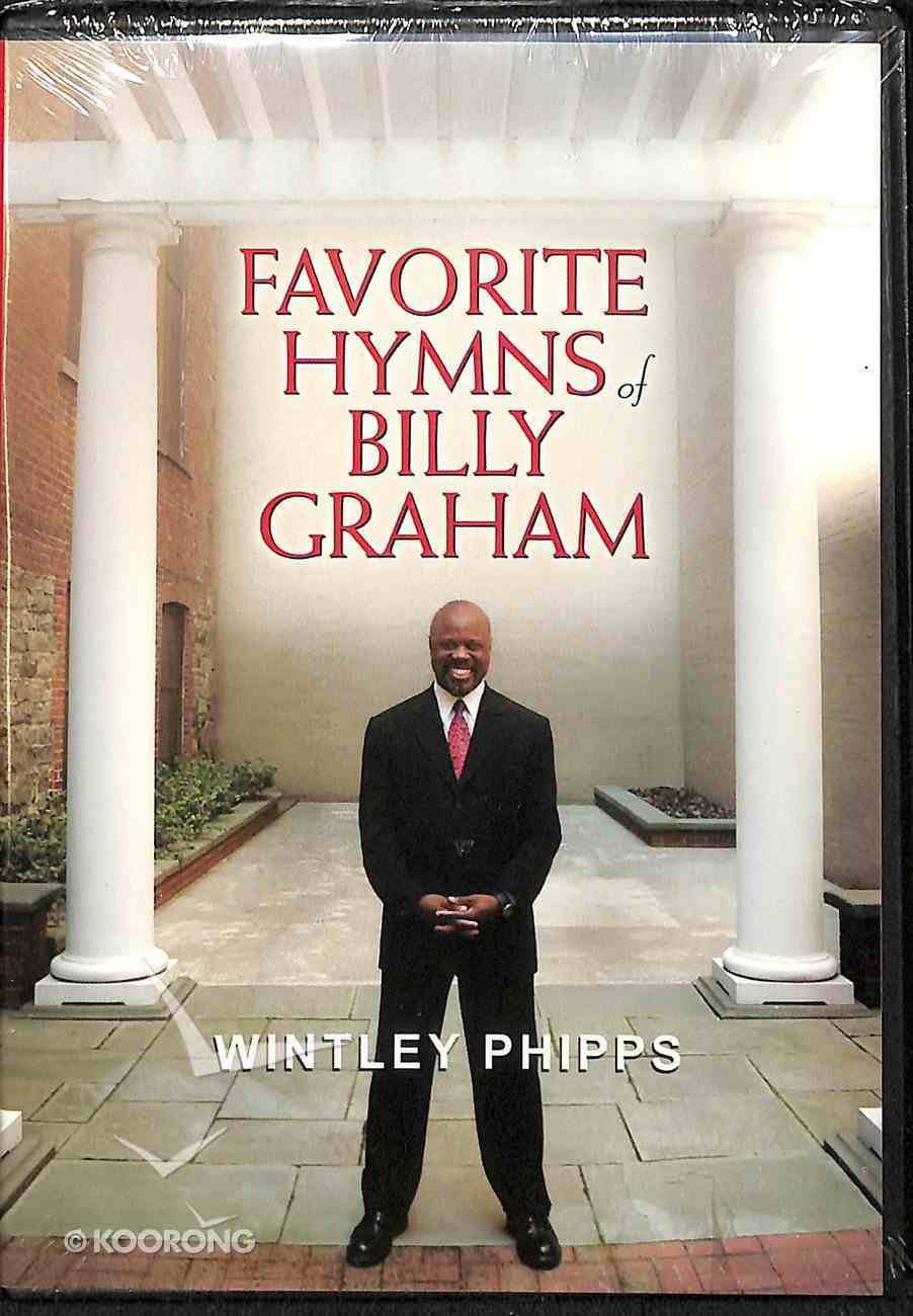 Favorite Hymns of Billy Graham DVD