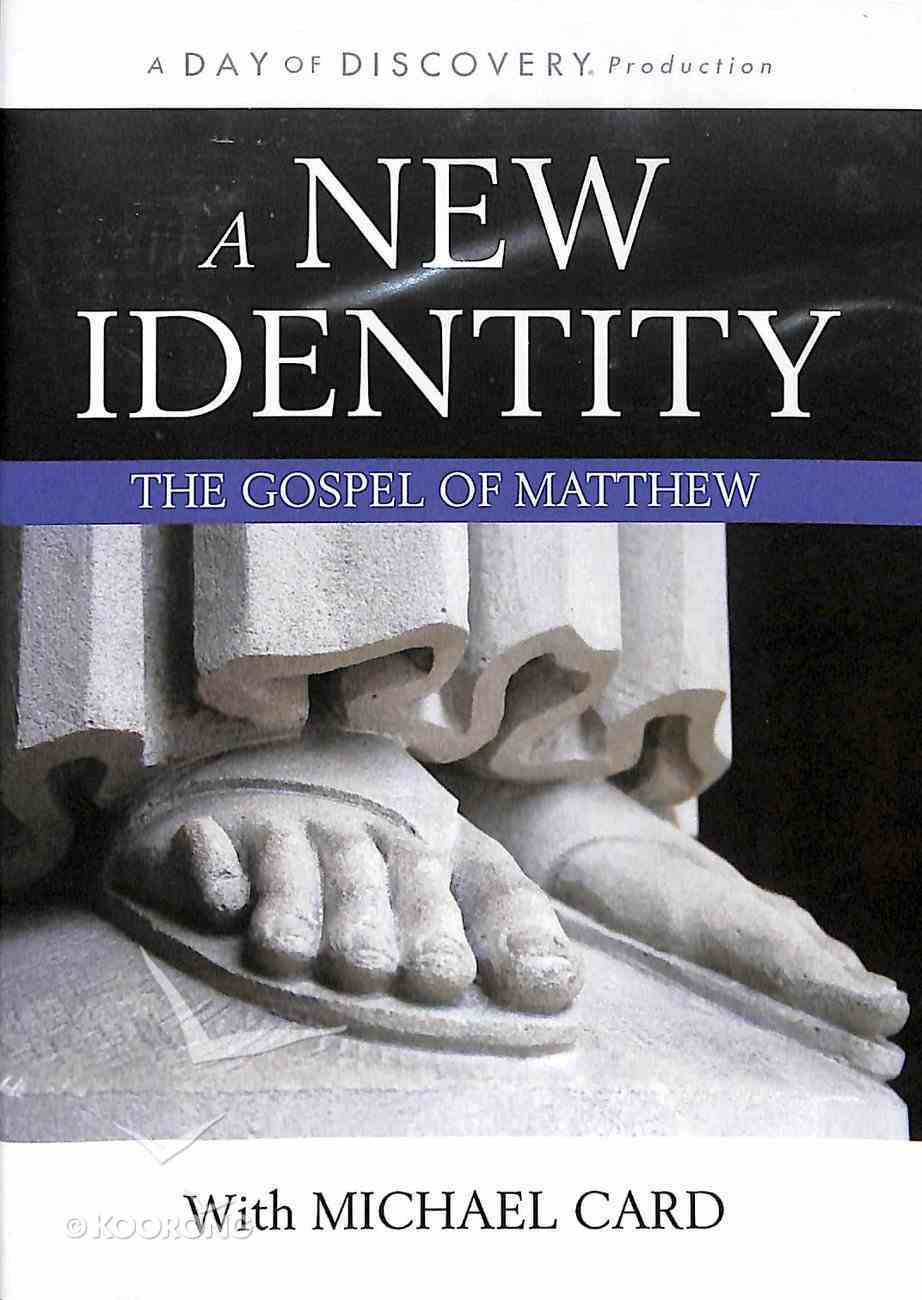A New Identity (125 Minutes) DVD