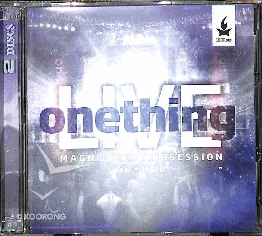 Onething Live: Magnificent Obsession CD