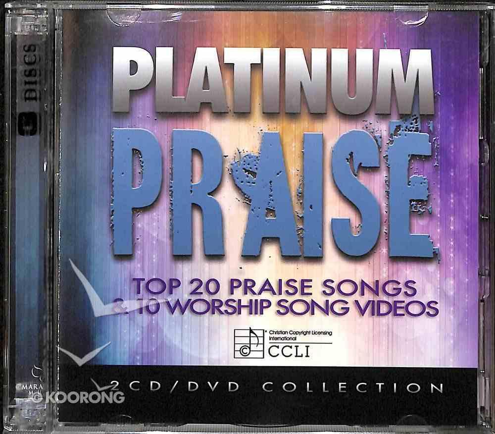 Cd/Dvd Platinum Praise CD