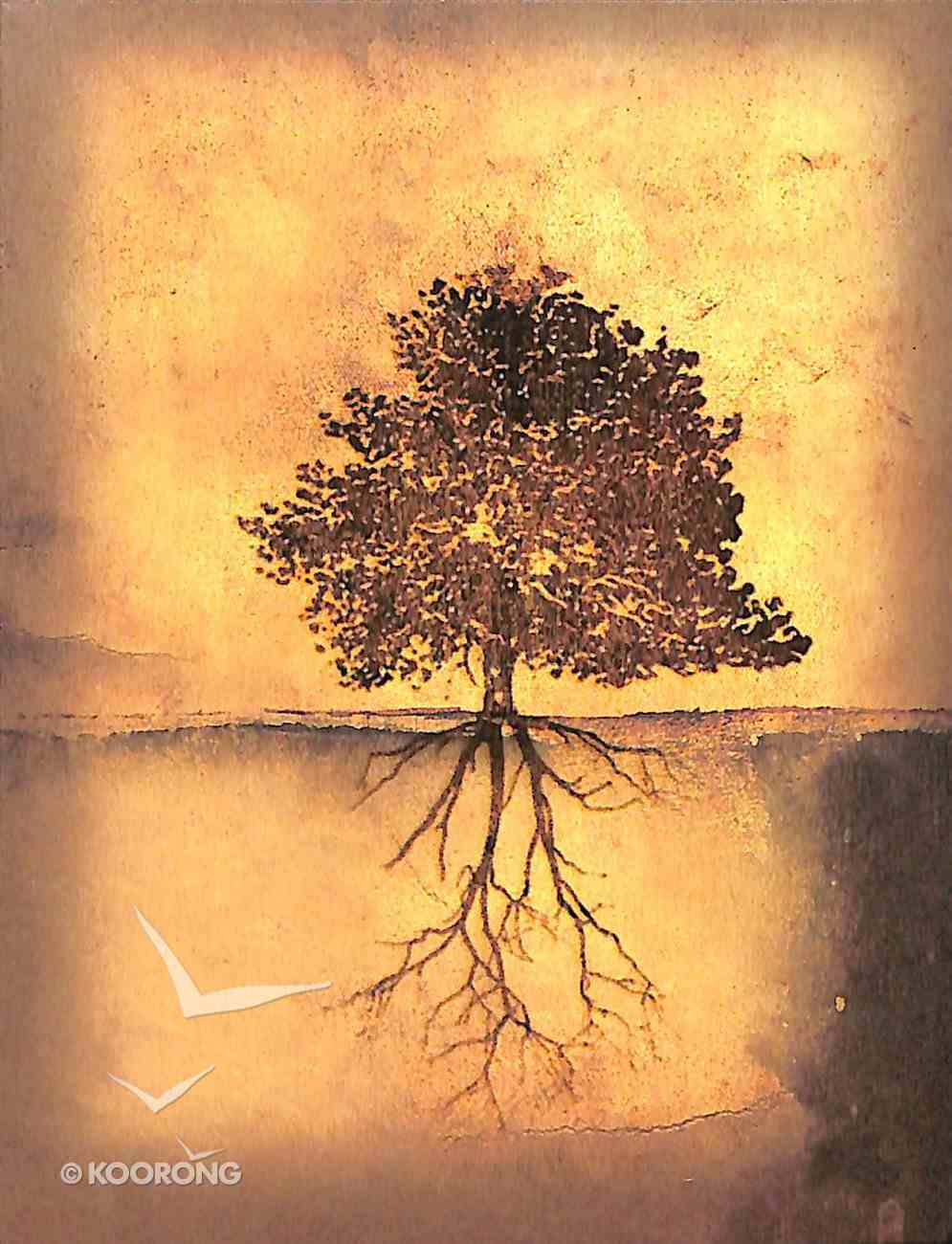 Everyday Notes: Planted Tree, Luke 18:19 Cards