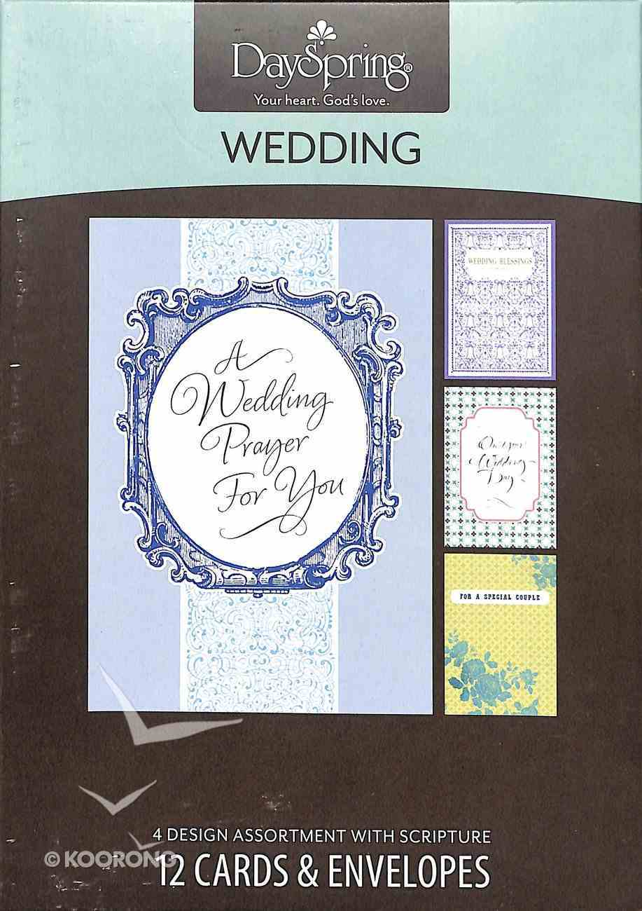 Boxed Cards Wedding: Blessings Box