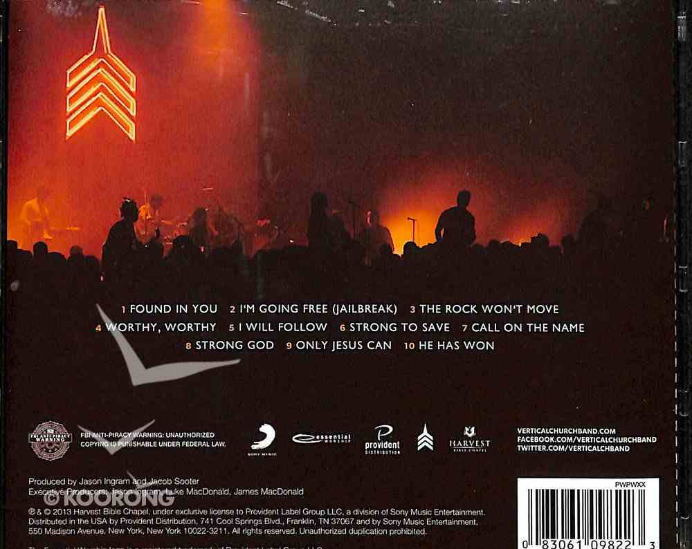 Rock Won't Move CD