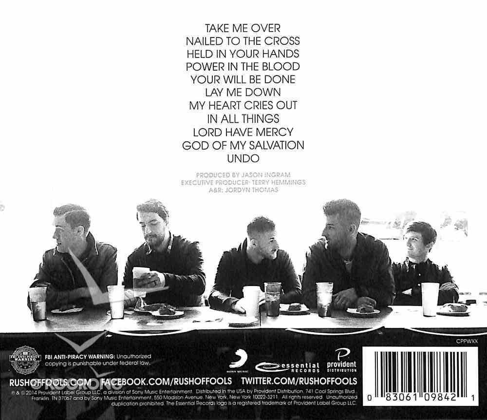 Carry Us Now CD