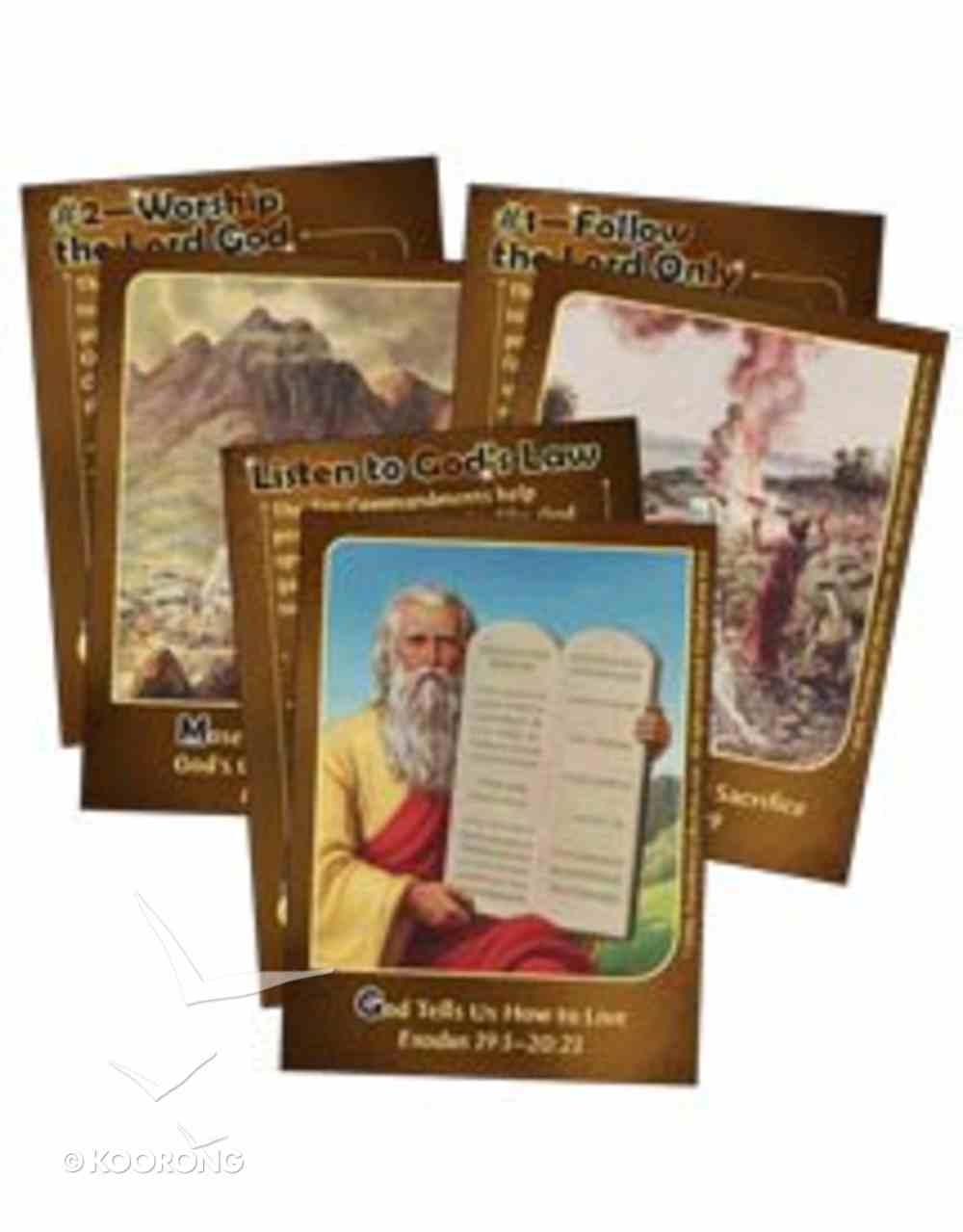 Dlc C2: Treasuring the Bible Bible Cards Ages 7-9 (The Bible Tells Me So) (Discipleland Level 2, Ages 7-9, Qtrs Abcd Series) Pack