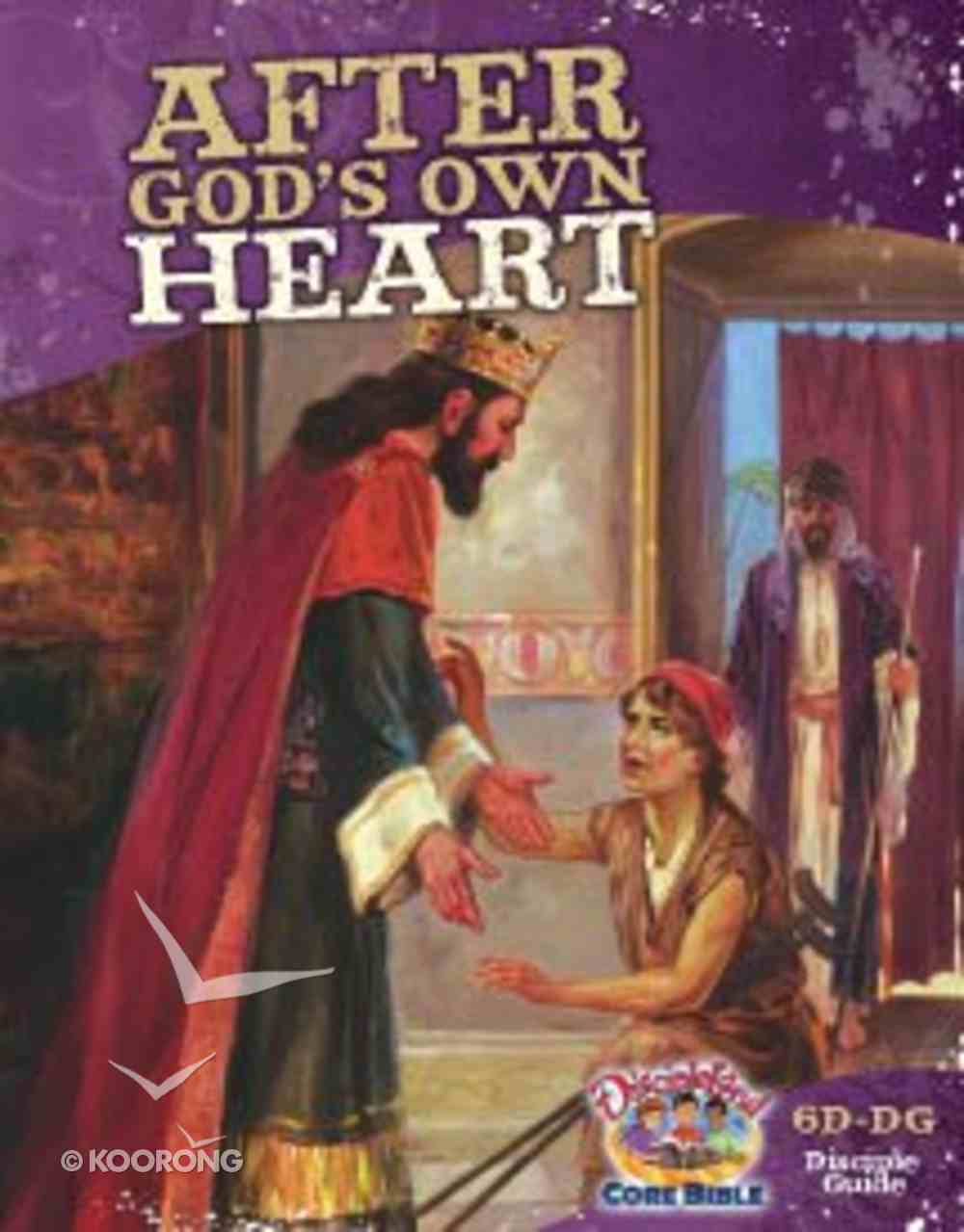 Dlc D6: Walking With God Student's Guide Ages 11-14 (After God's Own Heart) (Discipleland Level 6, Ages 11-14, Qtrs Abcd Series) Paperback