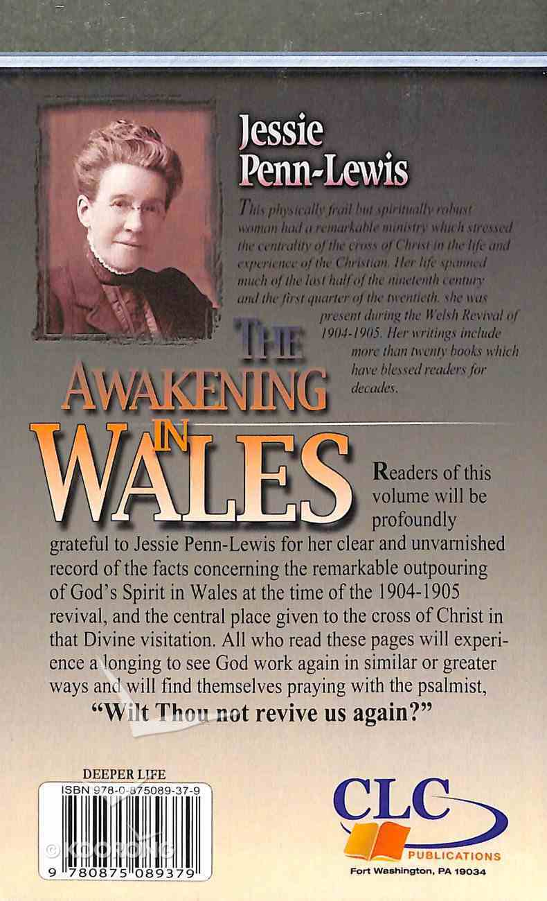 The Awakening in Wales Mass Market