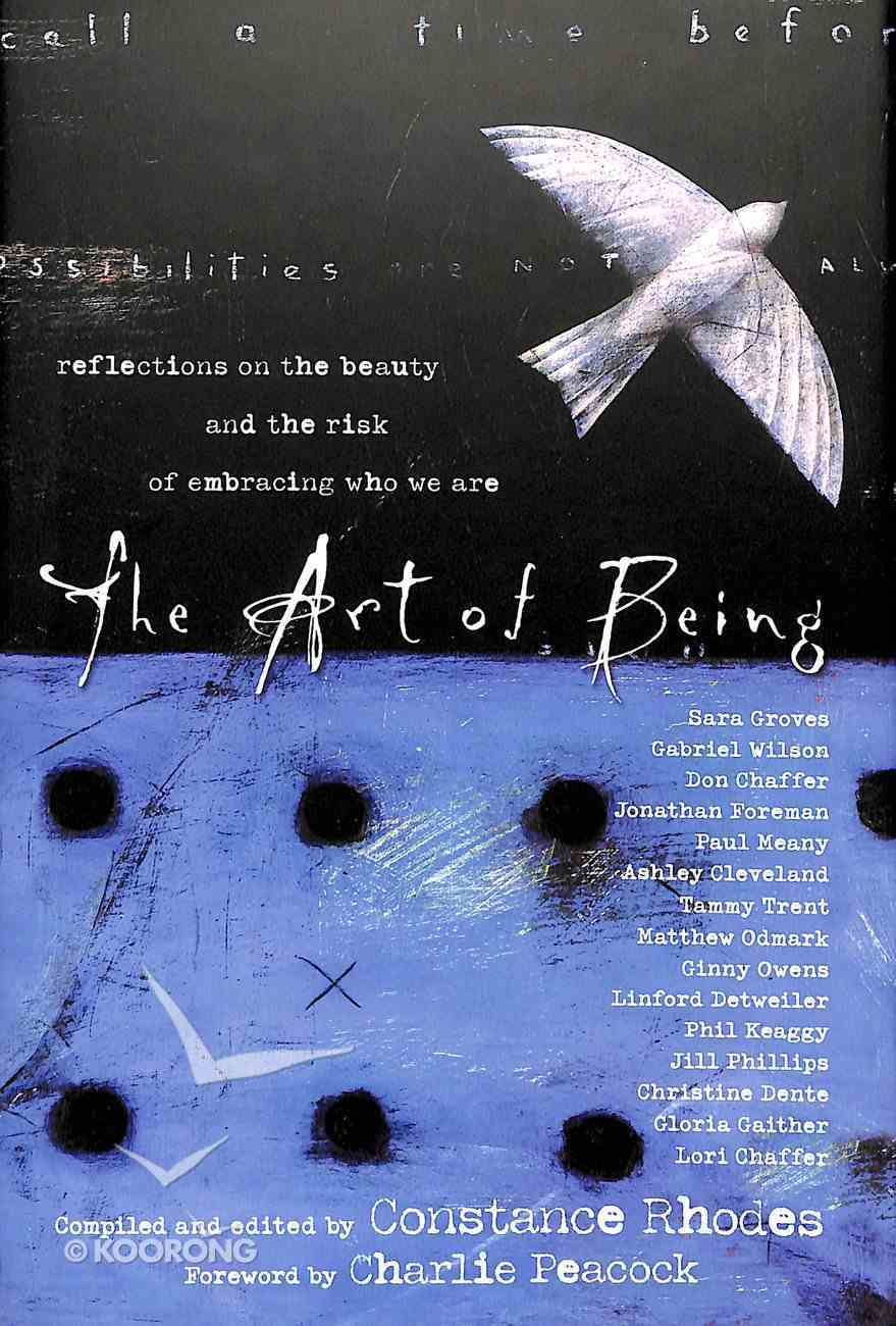 The Art of Being Hardback