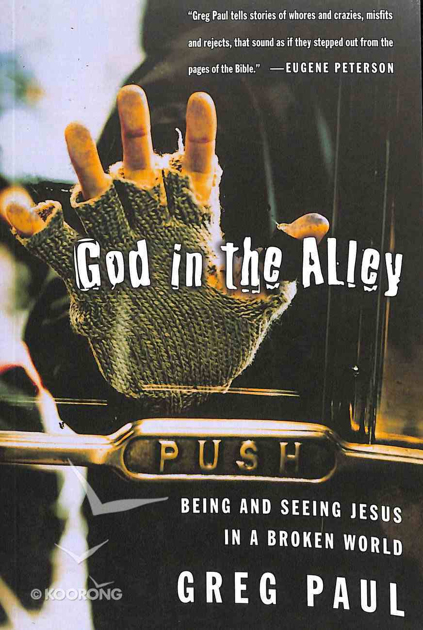 God in the Alley Paperback