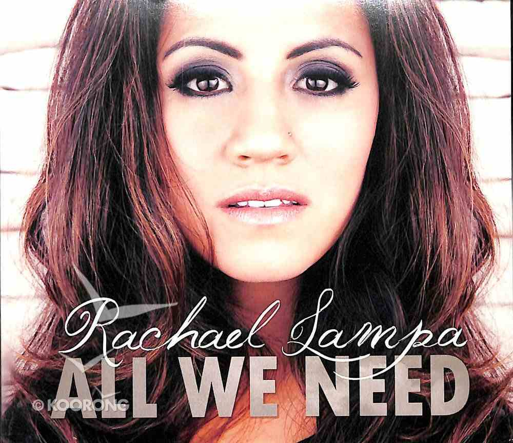 All We Need CD