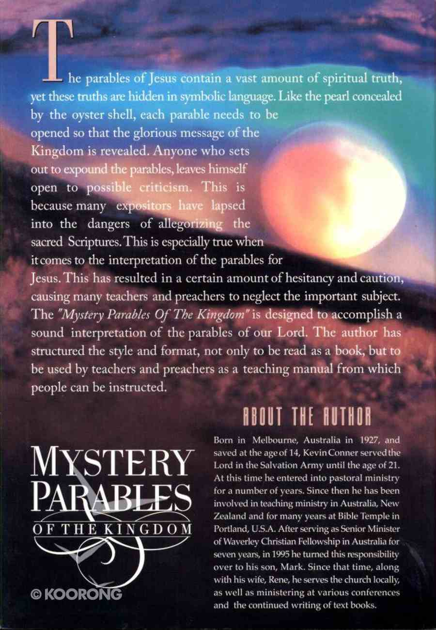Mystery Parables of the Kingdom Paperback
