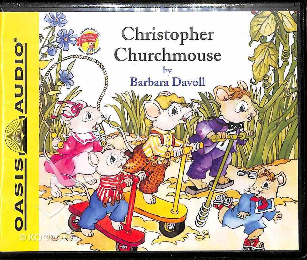 Christopher Churchmouse CD