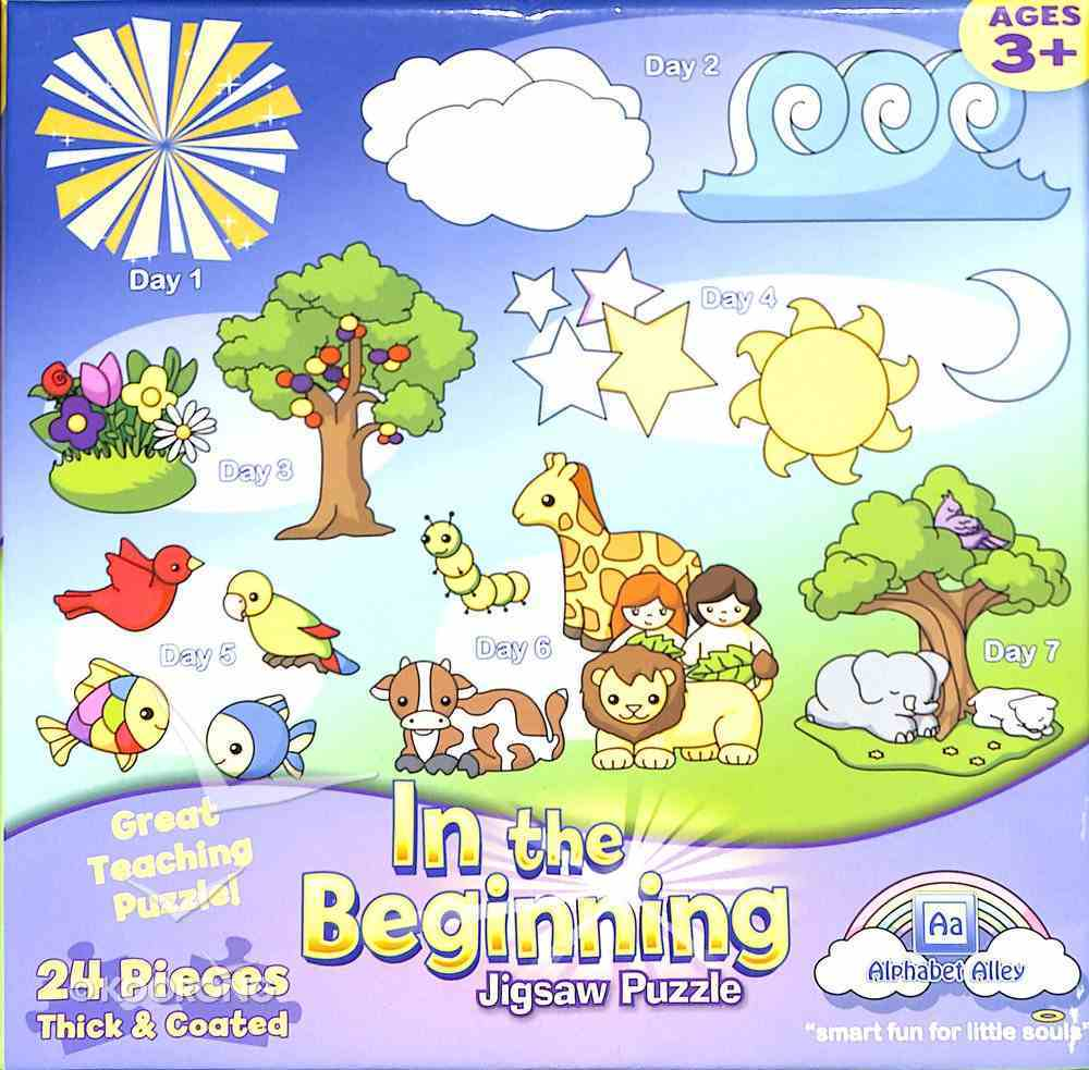Jigsaw Puzzle: In the Beginning Game