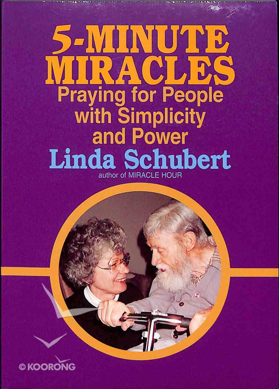 5-Minute Miracles Paperback